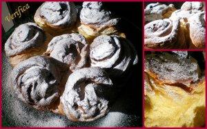 "Пирог ""Розы"" -Torta della Rose"