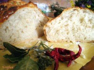 Pane toscano delle sorelle Simili - Тосканский хлеб сестёр Симили-очень просто!