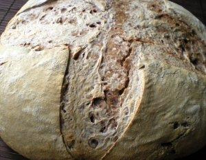 Хлеб на виноградном сусле Габриэля Бончи - Pane al Mosto di Gabriele Bonci