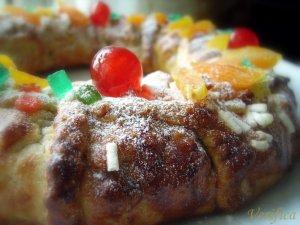 Сицилийский торт Буччеллато  -  I Buсcellato Siciliano