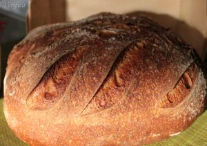 Хлеб на закваске Франческо Фаворито - Pane con Lievito Madre di Francesco Favorito