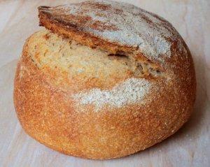 Хлеб из муки дурум - Pane di grano duro