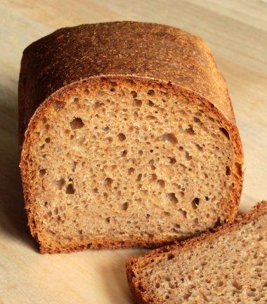 Хлеб из пшеничной муки своими руками 9